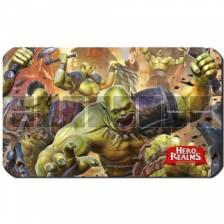 Blackfire Playmat - Hero Realms Orks - Ultrafine 2mm (DE)