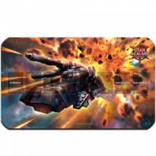 Blackfire Playmat - Star Realms Schlacht Mech - Ultrafine 2mm (DE)