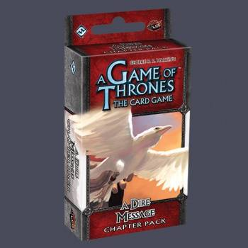 A Game of Thrones LCG: A Dire Message Chapter Pack