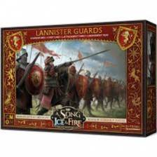 A Song Of Ice And Fire - Lannister Guards