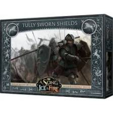 A Song Of Ice And Fire - Tully Sworn Shields