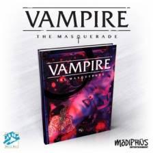 Vampire: The Masquerade 5th Edition Core Rulebook