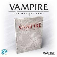 Vampire: The Masquerade 5th Edition Deluxe Edition Core Rulebook