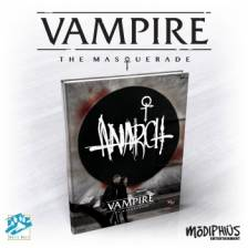 Vampire: The Masquerade 5th Edition Anarch Book