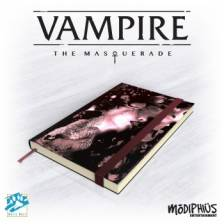 Vampire: The Masquerade 5th Edition Notebook