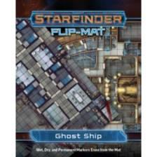 Starfinder Flip-Mat: Ghost Ship