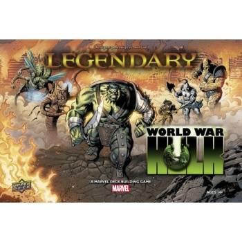Legendary: A Marvel Deck Building Game Expansion - World War Hulk