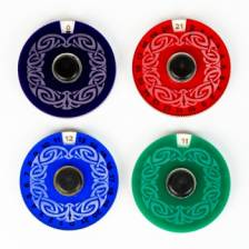 Blackfire Life Counter - 4 Counter Discs Color