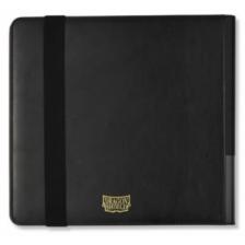 Dragon Shield Portfolio - 12/24 Black