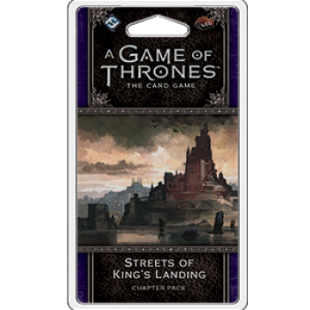 A Game of Thrones LCG 2nd Edition: Streets of King's Landing