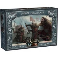 A Song Of Ice And Fire - Umber Greataxes