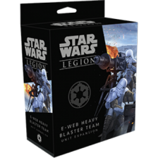 Star Wars Legion - E-Web Heavy Blaster Team Unit Expansion
