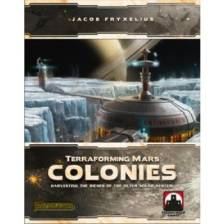 Terraforming Mars - The Colonies
