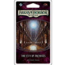 Arkham Horror LCG: City of Archives Mythos Pack