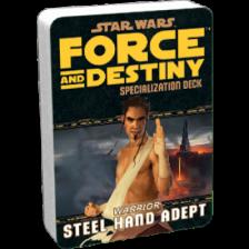 Star Wars RPG: Force and Destiny - Steel Hand Adept Specialization Deck