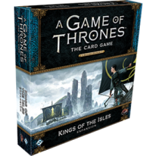 Kings of The Isles: A Game of Thrones LCG 2nd Ed. Deluxe Exp.