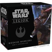 Star Wars Legion - Wookiee Warriors Unit Expansion
