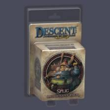 Descent 2nd Edition: Splig Lieutenant