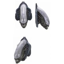 Alien - Foam Replica - Xenomorph Wall-Mounted Bust
