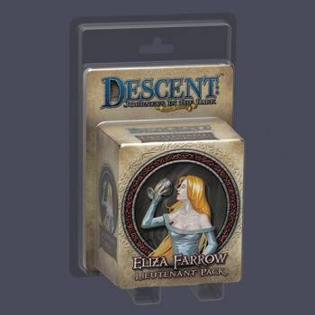 Descent 2nd Edition: Eliza Farrow Lieutenant