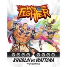 Way of the Fighter - Fighter Pack: Khublai Vs Wattana