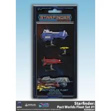 Starfinder RPG - Pact Worlds Fleet Set 1 -EN