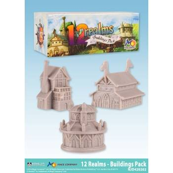 12 Realms - Buildings Pack