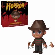 Funko 5 Star Horror -Freddy Krueger Vinyl Figure 8cm
