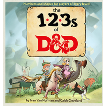 123s of D & D Dungeons & Dragons (DDN)