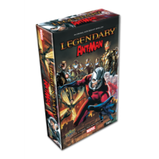 Legendary: A Marvel Deck Building Game Small Box Expansion - Ant-Man