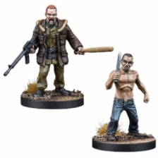 The Walking Dead: All Out War - Abraham Booster