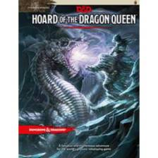 Dungeons & Dragons RPG - Tyranny of Dragons: Hoard of the Dragon Queen