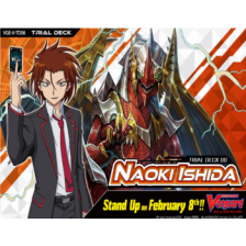 CFV Naoki Ishida Trial Deck 06
