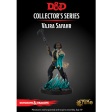 D&D Collector`s Series: Waterdeep Dragon Heist Vajra Safahr