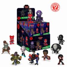 Funko - Animated Spider-Man - Mystery Minis Display Box (12)