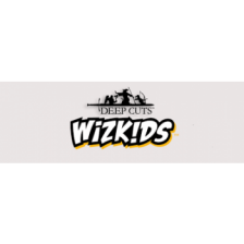 WizKids Deep Cuts Unpainted Miniatures: Clear 50mm Round Base 10 ct.