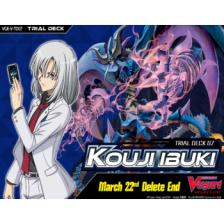 CFV Kouji Ibuki Trial Deck 07
