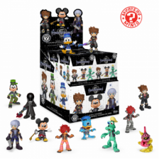 Funko - Kingdom Hearts 3 - Mystery Minis Display Box (12)