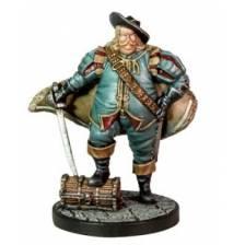Mirt the Moneylender: D&D Collector's Series Waterdeep Miniature