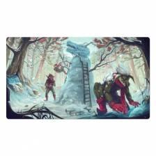 Blackfire Playmat Winter - Christmas Edition