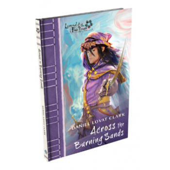 Across the Burning Sands Novella: Legend of the Five Rings