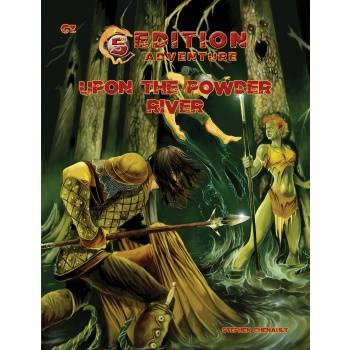 5th Edition Adventures: C3 - Upon the Powder River