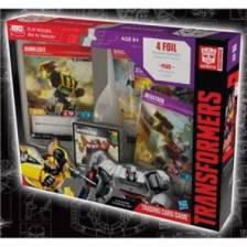 Transformers TCG - Bumblebee vs Megatron Starter Set Display (6 Starters)
