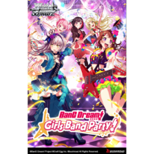 WS Booster Pack: BanG Dream! Girls Band Party! MULTI LIVE