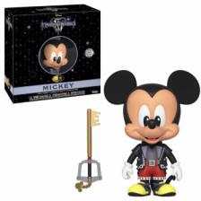 Funko 5 Star Kingdom Hearts 3 - Mickey Vinyl Figure 8cm