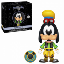 Funko 5 Star Kingdom Hearts 3 - Goofy Vinyl Figure 8cm