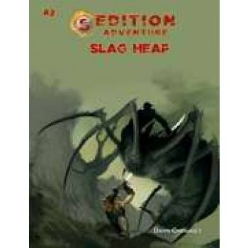 5th Edition Adventures: A2 - Slag Heap