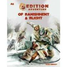 5th Edition Adventures: A6 - Of Banishment & Blight