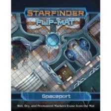 Starfinder Flip-Mat: Spaceport