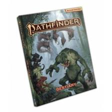 Bestiary Hardcover: Pathfinder RPG Second Edition (P2)